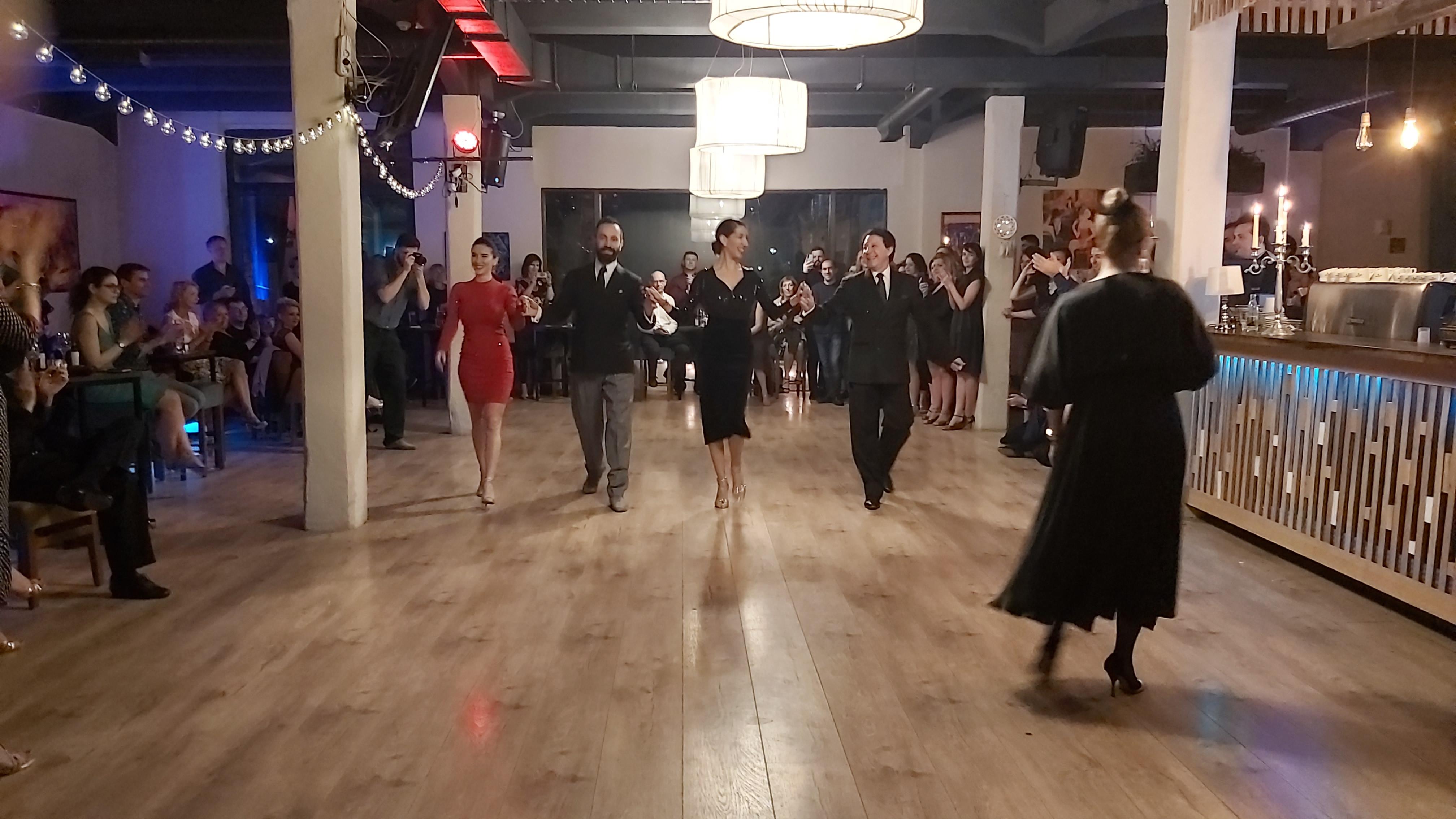 Udruga Tango Dubrovnik Tango Argentisnki Tango